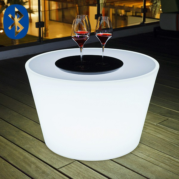Lumineuse Table Table Lumineuse Basse Bluetooth® Basse Bluetooth® Bass Table Bass y80wOvmnN