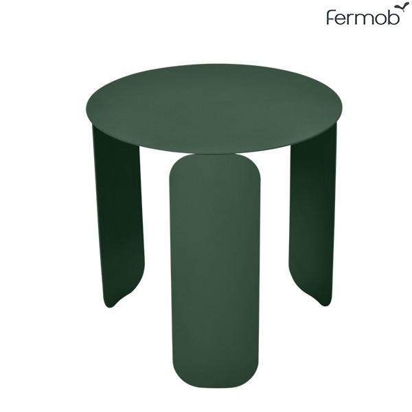 Table Basse Bebop Ø45cm Cèdre Fermob Jardinchic
