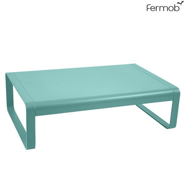 Table Basse Bellevie Bleu Lagune Fermob Jardinchic