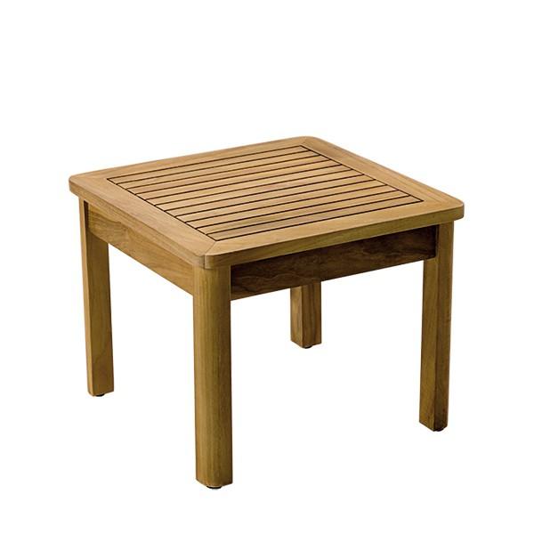 Table Basse Ibiza 45x45cm Vlaemynck Jardinchic