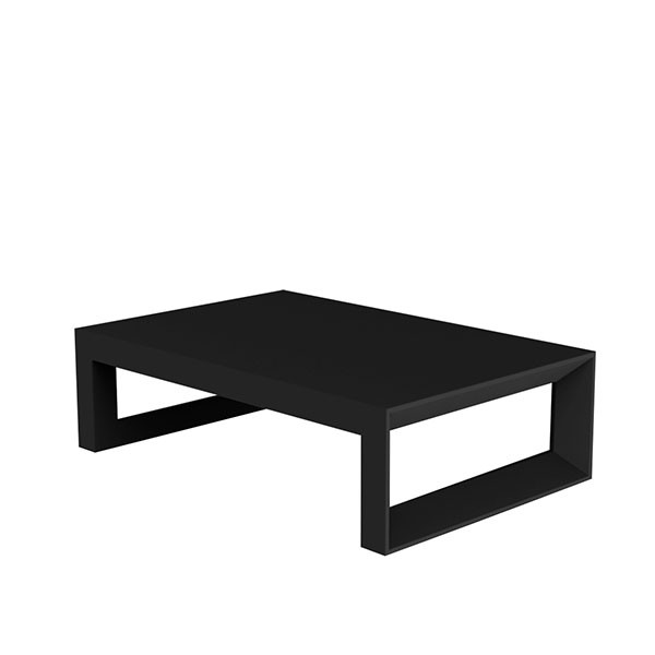 Table basse frame jardinchic - Table basse noir ...