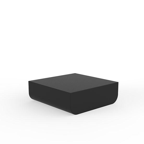 table-basse-noir-ulm-vondom-jardinchic