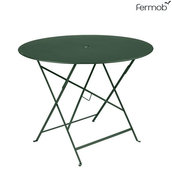 Table Bistro Ø96cm Cèdre Fermob Jardinchic