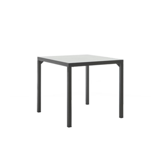 Table Carré 81cm Flat Roda JardinChic