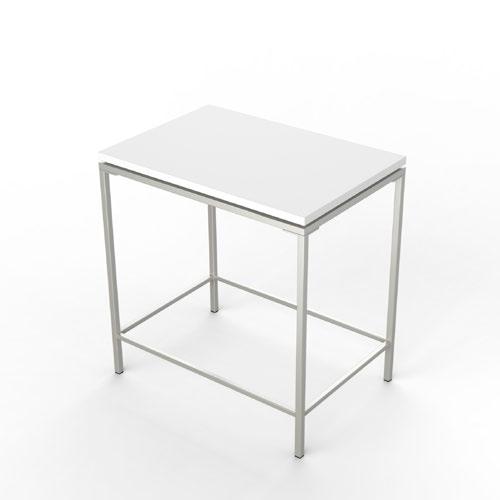 module table en corian pour cuisine d 39 ext rieur jardinchic. Black Bedroom Furniture Sets. Home Design Ideas