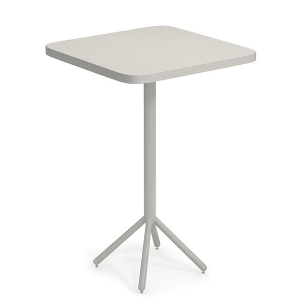 Bar Table Carrée Pliable Grace H105cm De shtQrxdC