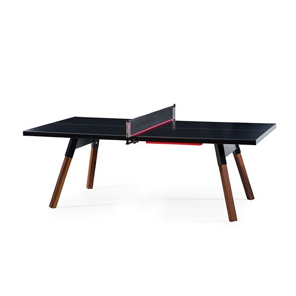 Table De Ping-Pong L220cm You And Me Noir RS Barcelona JardinChic