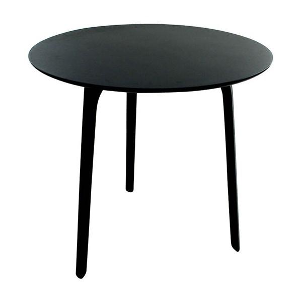 Table First Ronde Ø80cm Noir Magis JardinChic