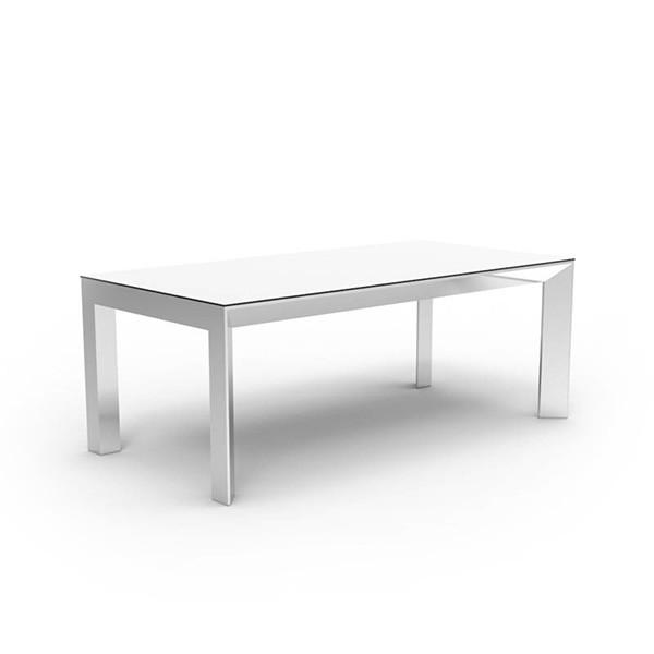 Table de Repas Frame Aluminium 200cm