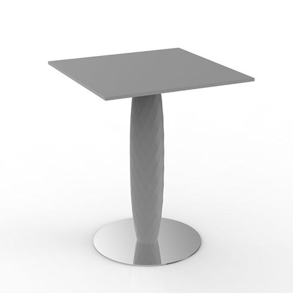 emejing table carree haute de jardin pictures awesome. Black Bedroom Furniture Sets. Home Design Ideas