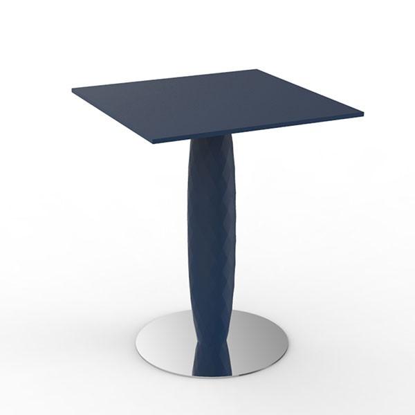 table haute carr e vases jardinchic. Black Bedroom Furniture Sets. Home Design Ideas