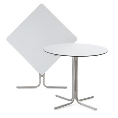 Table pliante - Zeta Ronde Carré JardinChic
