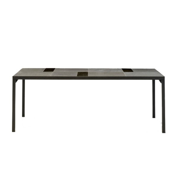 Table Rectangulaire Flat Roda JardinChic