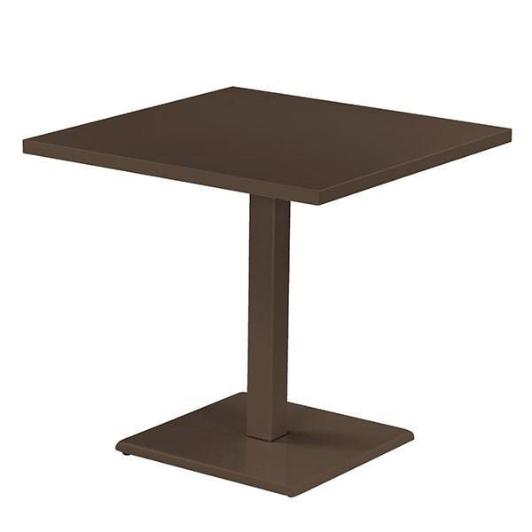 table repas round carrée - jardinchic