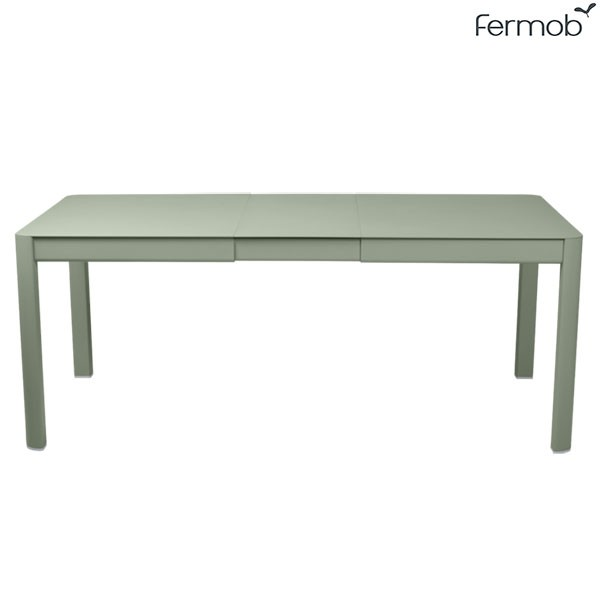 Table à Allonge Ribambelle 149/191x100cm Cactus Fermob Jardinchic