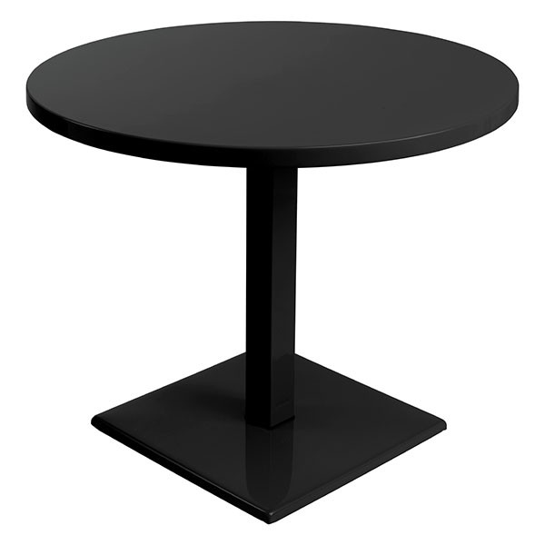 Table repas round ronde jardinchic for Table repas ronde