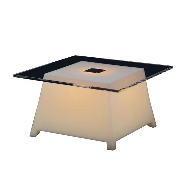 table basse raffy lumineuse jardinchic. Black Bedroom Furniture Sets. Home Design Ideas