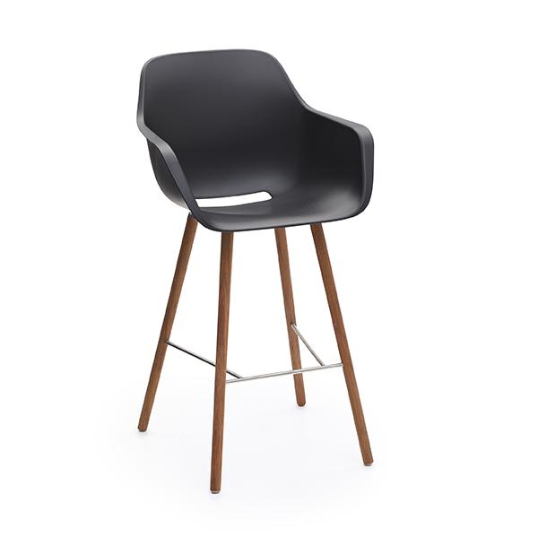 tabouret haut captain 39 s chair pi tement bois jardinchic. Black Bedroom Furniture Sets. Home Design Ideas