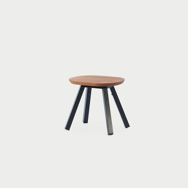 Tabouret You And Me Noir RS Barcelona JardinChic
