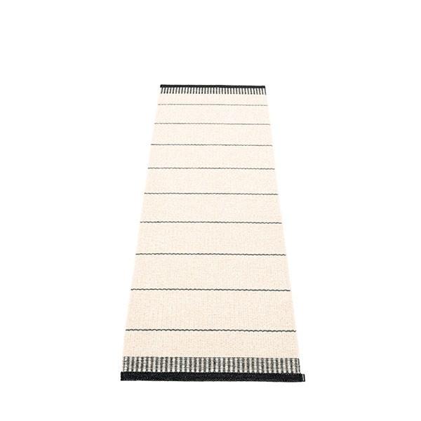 Tapis Rakel Warm Grey 70x225cm Recto Pappelina Jardinchic