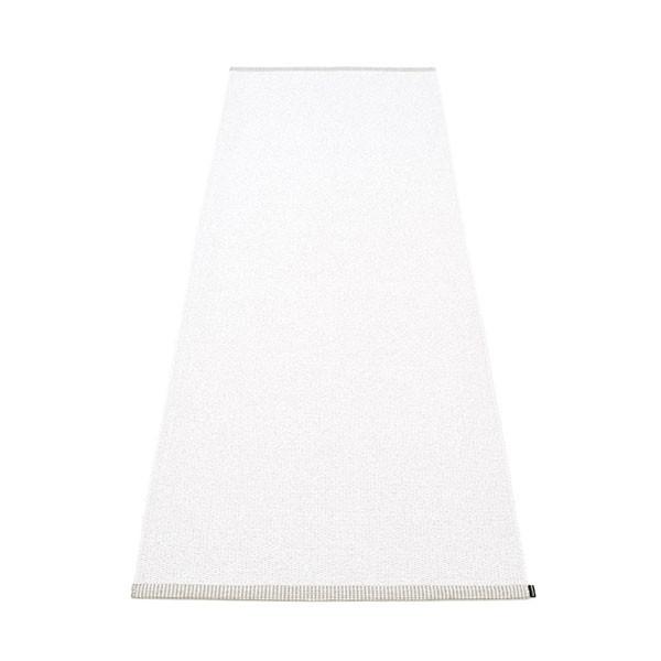 Tapis Mono White 85x160 Pappelina JardinChic