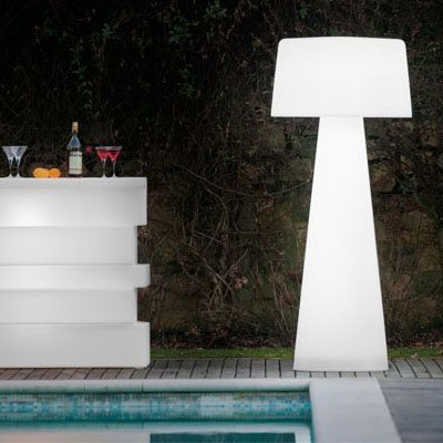 Lampadaire Time Out Piscine Pedrali JardinChic