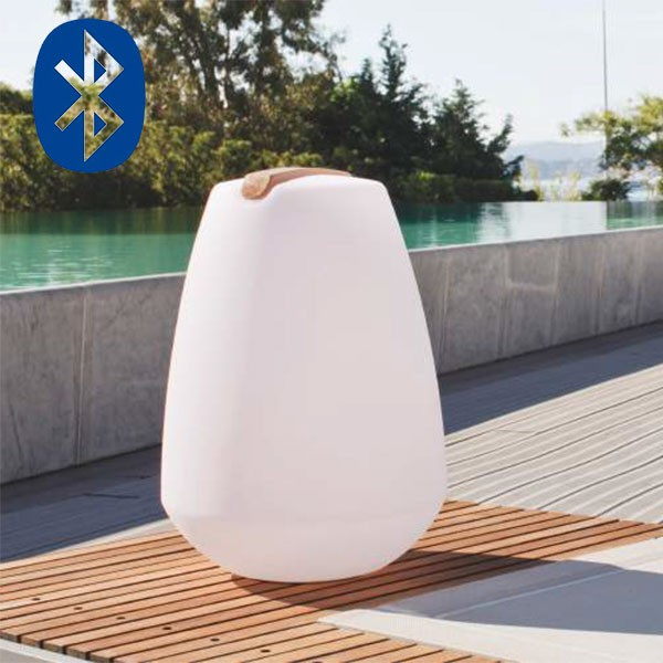 Lampe à Poser Vessel Rose Smart and Green JardinChic