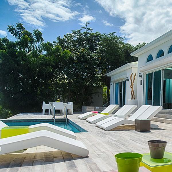 bain de soleil wok jardinchic. Black Bedroom Furniture Sets. Home Design Ideas