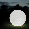 Boule Lumineuse Golfball L 50cm Ambiance Nocturne Smart and Green