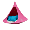 Tente Suspendue Cacoon Double Fuchsia Hang-In-Out Jardinchic