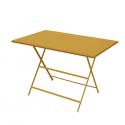 Table Rectangle Pliable Arc-en-Ciel