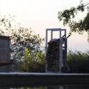 Chariot à bois/ Pare-vue WoodStock
