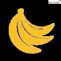 Dessous de Plat Banane