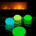 Boule Lumineuse FlatBall M