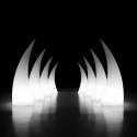 Sculpture Lumineuse Horn