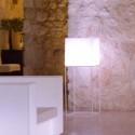 Lampe Cubo Vela