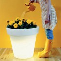 Pot Lumineux Bloom H60cm