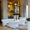 Salon de Jardin Sirchester 1 Canapé + 1 Fauteuil