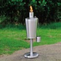 Torche de Table d'extérieur Triangle