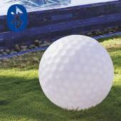 Boule Lumineuse Golfball Bluetooth®