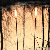Lampe à Planter Soffione P1