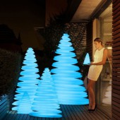 Sapin Chrismy Lumineux RGB sur Batterie