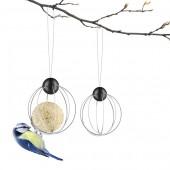 Set de 2 Supports de Boules pour Oiseaux