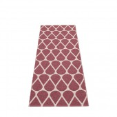 Tapis Otis Rose taupe - Pale rose
