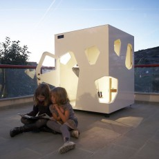 Cabane Kyoto Mini Smartplayhouse Extérieur JardinChic