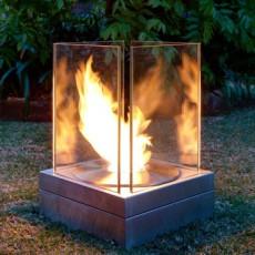 Cheminée d'Extérieur Mini T Ecosmart Fire JardinChic