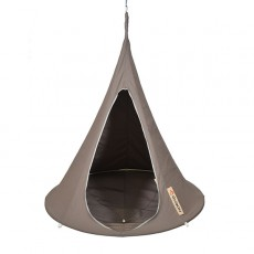 Tente Suspendue Cacoon Bonsaï Taupe Hang In Out JardinChic