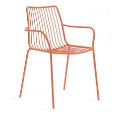 Chaise Avec Accoudoirs Dossier Haut Nolita Pedrali JardinChic