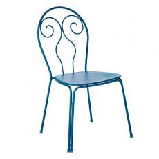 Chaise Caprera Bleu Emu JardinChic