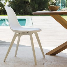 Lot de 2 Chaise de Repas Bridge Talenti Jardinchic